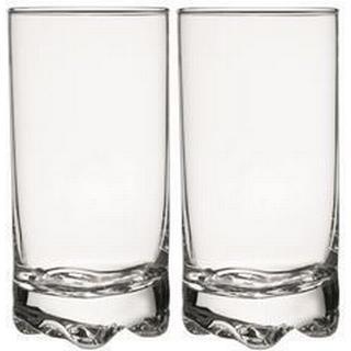 Iittala Gaissa Beer Glass 38 cl 2 pcs