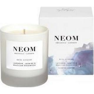 Neom Organics Real Luxury 1 Wick Scented Candle Lavender Jasmine & Brazilian Rosewood 185g