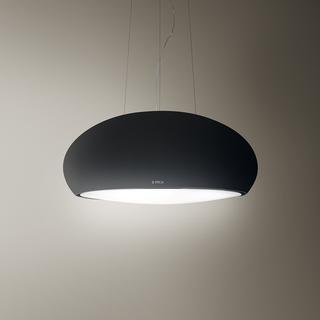 Elica Seashell 80cm (Black)