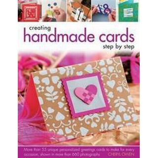 Creating Handmade Cards Step by Step (Inbunden, 2013), Inbunden
