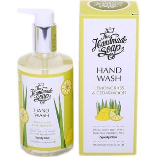 The Handmade Soap Lemongrass & Cedarwood Hand Wash 300ml