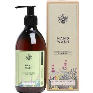 The Handmade Soap Lavender Rosemary & Mint Hand Wash 300ml