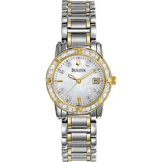 Bulova Marine Star Ladies Diamond Two Tone (98R107)