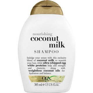 OGX Nourishing Coconut Milk Shampoo 385ml