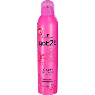 Got2Be Got2B 2 Sexy Big Volume Hairspray 300ml