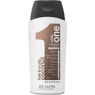 Revlon Uniq One Conditioning Coconut Shampoo 300ml