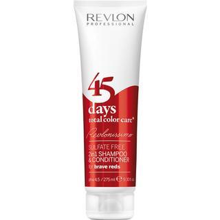 Revlon 45 Days Total Color Care for Brave Reds 275ml