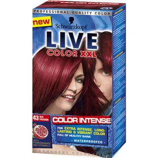 Schwarzkopf Live Color XXL #43 Red Passion