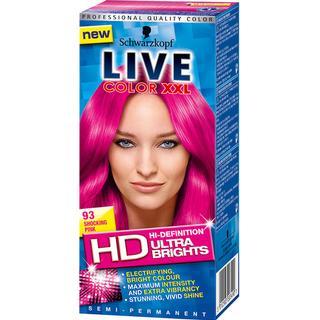 Schwarzkopf Live Color Ultra Brights #93 Pink