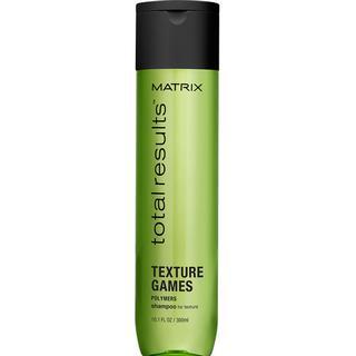 Matrix Total Results Texture Games Shampoo 1000ml