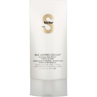Tigi S-Factor True Lasting Colour Shampoo 200ml