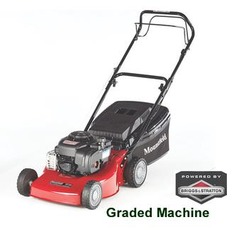 Mountfield SP185 Petrol Powered Mower