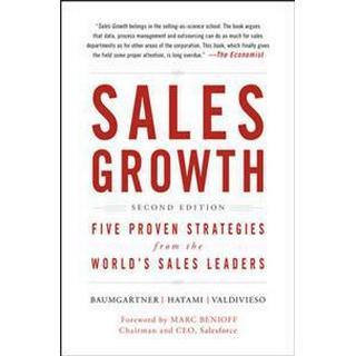 Sales Growth: Five Proven Strategies from the World's Sales Leaders (Inbunden, 2016), Inbunden
