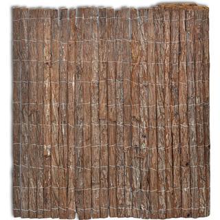 vidaXL vidaXL Bark Fence 400x150cm