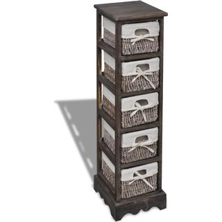 vidaXL 240801 Book Shelf