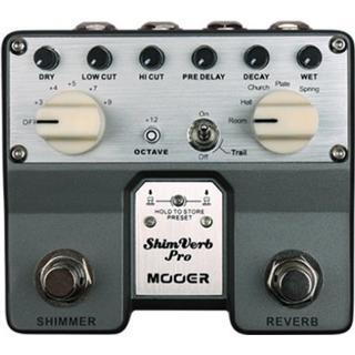 Mooer ShimVerb Pro