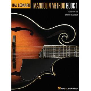 Hal Leonard Mandolin Method Book 1 Second Edition