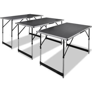 vidaXL 140641 3-pack Dining Tables