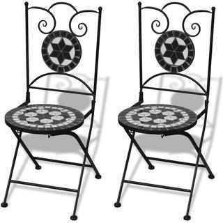 vidaXL 41533 Armless Chair
