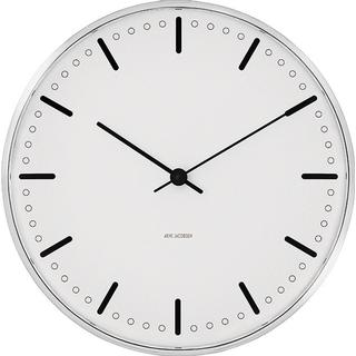 Arne Jacobsen City Hall 29cm Wall clock