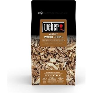 Weber Whiskey Wood Chips 17627