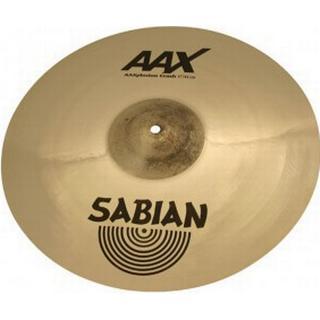 """Sabian AAX X-Plosion Crash 17"""""""