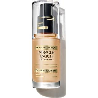 Max Factor Miracle Match Foundation Light Ivory