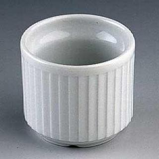 Pillivuyt Plissé Egg Cup Egg Cup