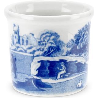 Spode Blue Italian Egg Cup Egg Cup