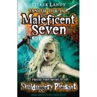 The Maleficent Seven: The World Of Skulduggery Pleasant (Pocket, 2014), Pocket