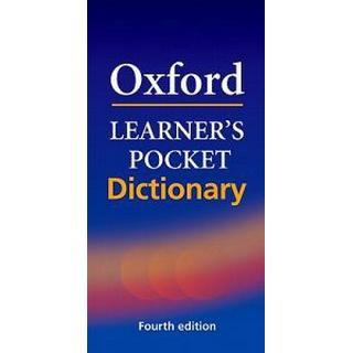 Oxford Learner's Pocket Dictionary (Häftad, 2008), Häftad