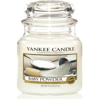 Yankee Candle Baby Powder Medium Scented Candles