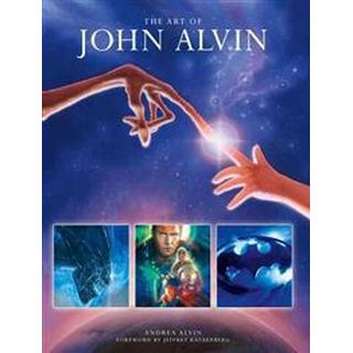 The Art of John Alvin (Inbunden, 2014), Inbunden