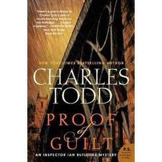 Proof of Guilt (Pocket, 2013), Pocket