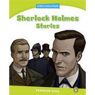 Penguin Kids 4 Two Sherlock Holmes Stories Reader (Häftad, 2014), Häftad