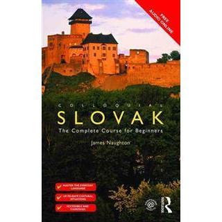 Colloquial Slovak (Pocket, 2015), Pocket