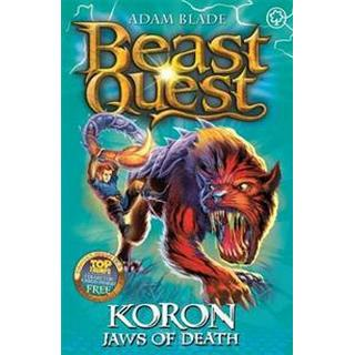 44: Koron, Jaws of Death (Beast Quest)