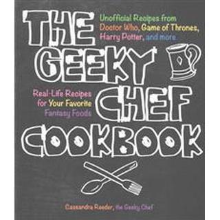 The Geeky Chef Cookbook (Pocket, 2015), Pocket
