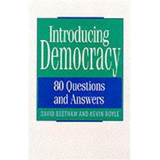 Introducing Democracy: Eighty Questions and Answers (Häftad, 1995), Häftad