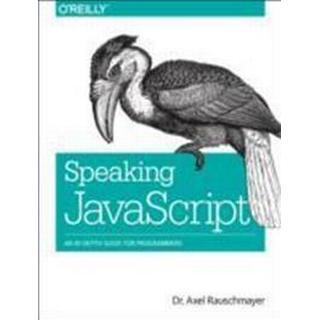Speaking JavaScript (Häftad, 2014), Häftad