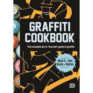 Graffiti cookbook (english edition) (Häftad, 2015), Häftad