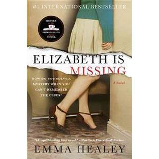 Elizabeth Is Missing (Häftad, 2015), Häftad