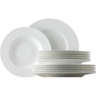 Rosenthal Jade Plate Sets 12 pcs