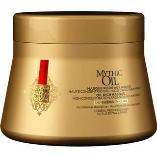 L'Oreal Paris Mythic Oil Masque For Thick Hair 200ml
