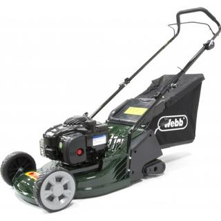 Webb WERR17P Petrol Powered Mower