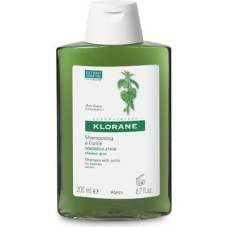Klorane Seboregulating Treatment Shampoo 200ml