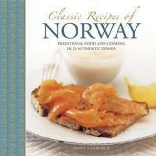 Classic Recipes of Norway (Inbunden, 2015), Inbunden