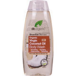 Dr. Organic Virgin Coconut Oil Body Wash 250ml