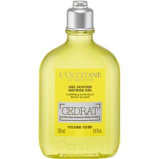 L'OCCITANE Cederat Shower Gel 250ml