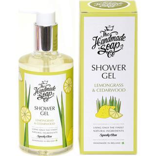 The Handmade Soap Shower Gel Lemongrass & Cedarwood 300ml